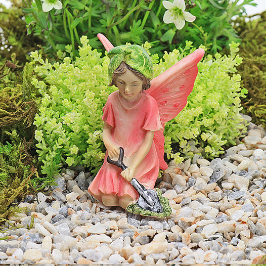 Fairy Gardens Handmade Miniatures The Fairy Garden by Jennifer