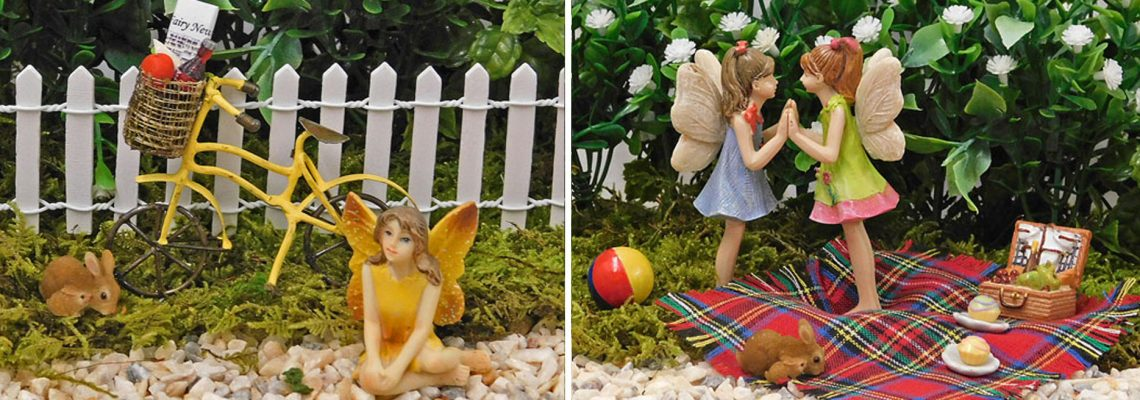 fairy garden miniatures. FREE DELIVERY ON ORDERS OVER £35. All Orders Processed And Dispatched Within 24 Hours! Fairy Garden Miniatures