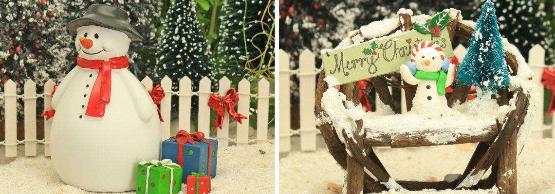 Fairy Gardens Christmas 4