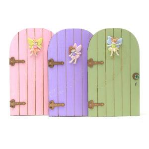 Fairy Door with Tiny fairy