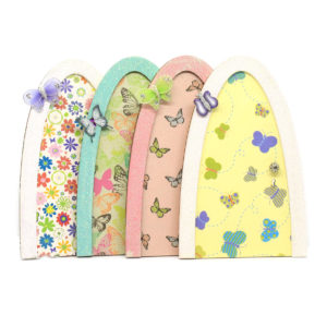 Butterfly Collection Fairy Doors