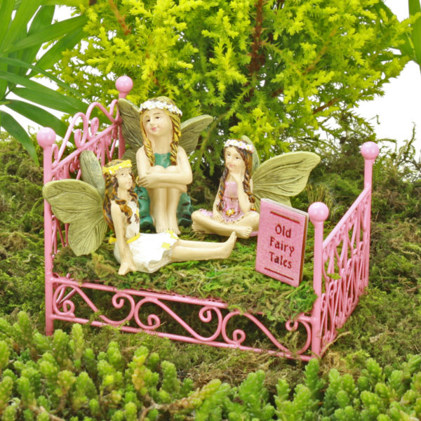 Pink Fairy Bed
