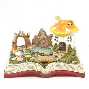 Fairy Garden Story Book