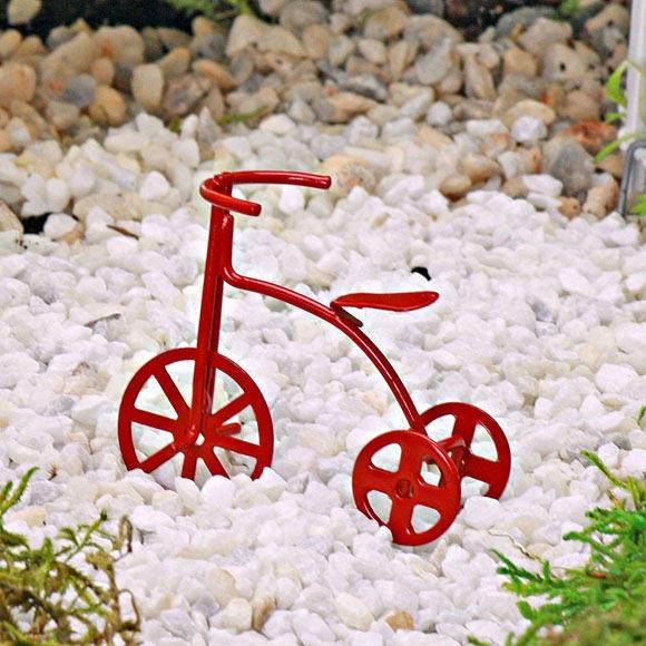 Tiny Red Trike
