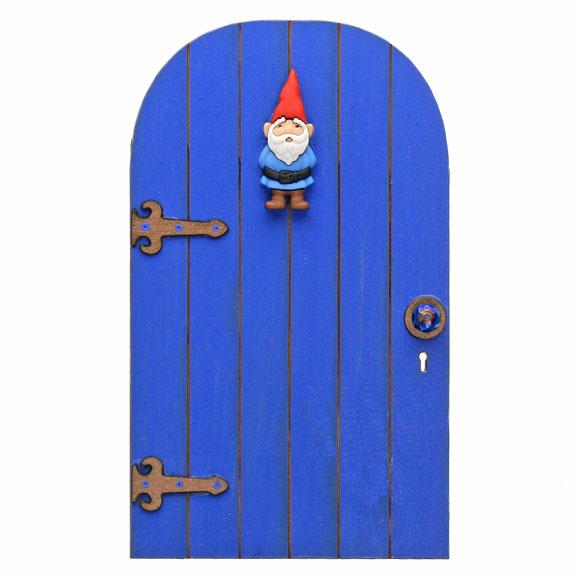Elf Or Gnome Door Handmade By Jennifer Fairy Garden Accessory