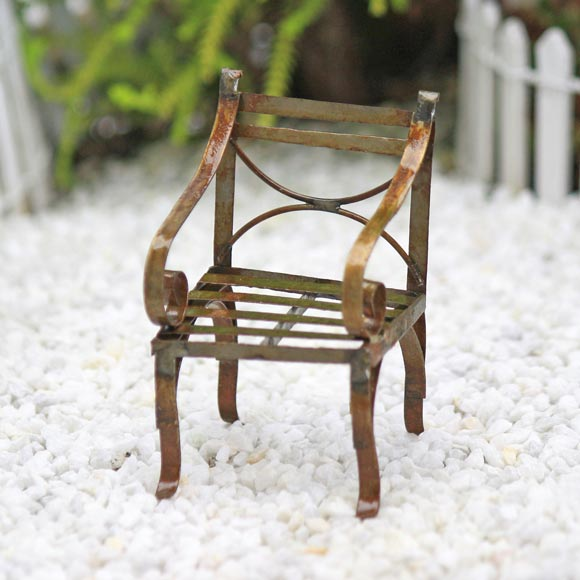 garden chair antique