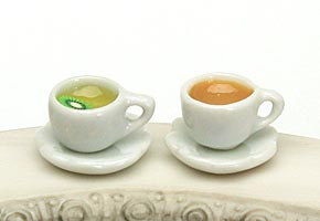 Herbal Tea Cup - Set of 2
