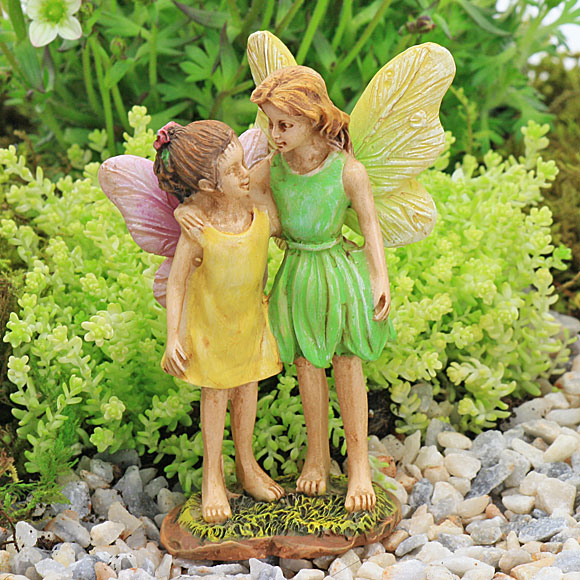 Sharing Secrets Fairies