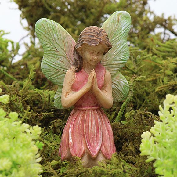 Praying or Wishing Fairy