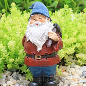 Gardening Gnome - Pick Axe
