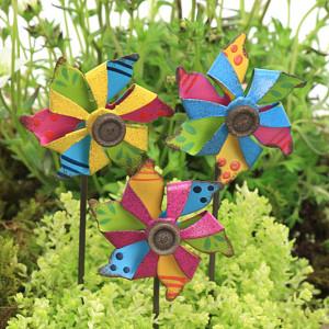 Windmill ~ Pinwheel ~ Set of Three
