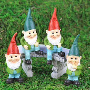 Gnomes - Set of 4