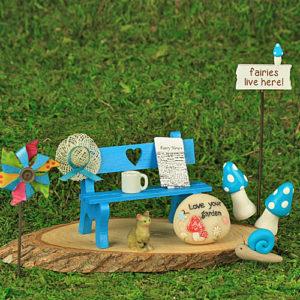 Gift Set - Turquoise - 10 pc