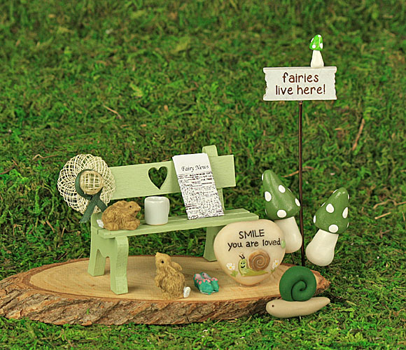 Gift Set - Sage Green - 10 pc