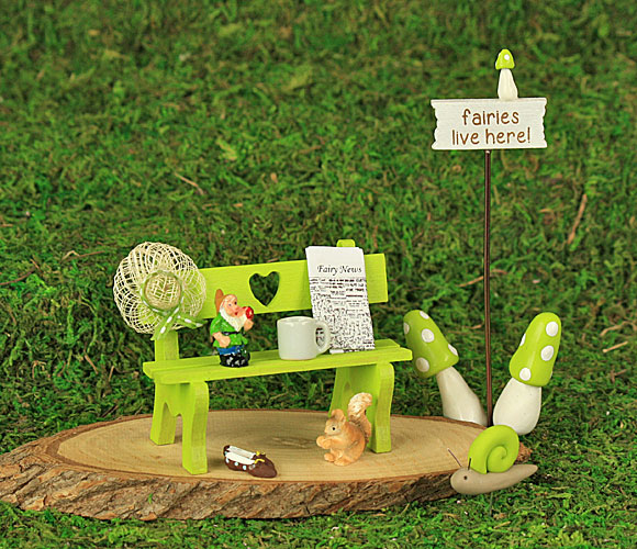 Gift Set - Lime Green - 10 pc