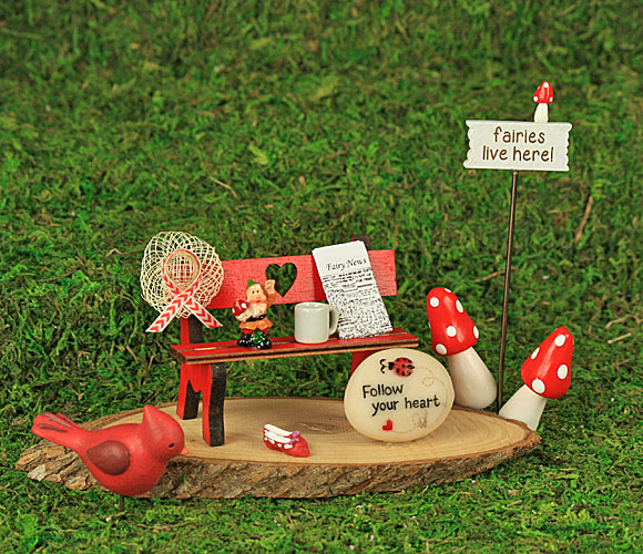 Gift Set - Red - 10 pc