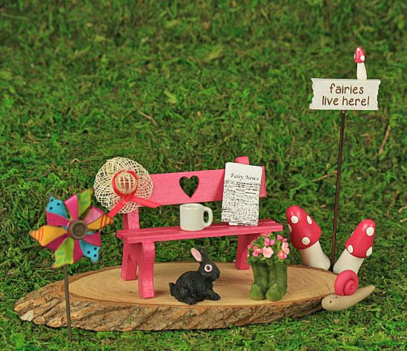 Gift Set - Fuchsia - 10 pc