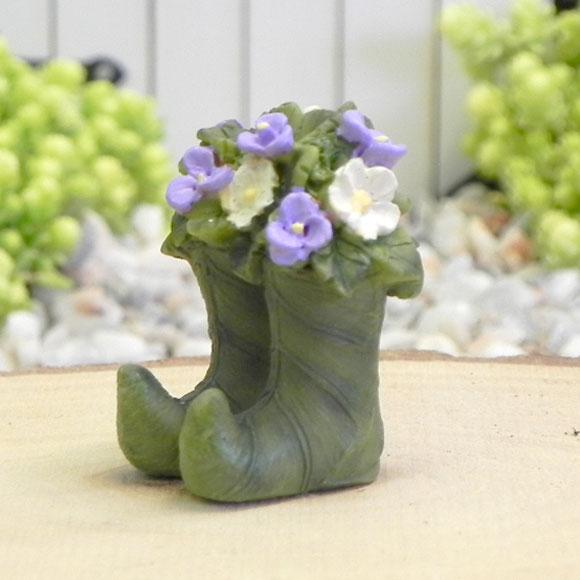 Pixie Boots Flower Planter