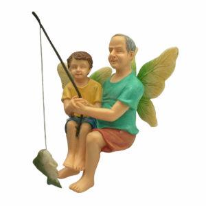 Fishing with Grandpa