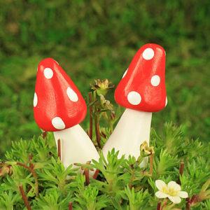 Mushrooms - Red - Large