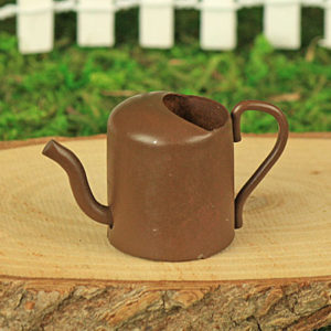 Brown Watering Can