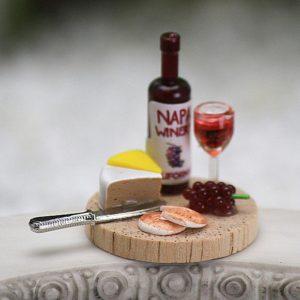 Cheese & Wine Set