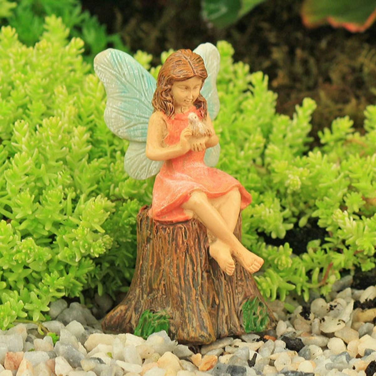 Fairy Garden Fairy Jacie