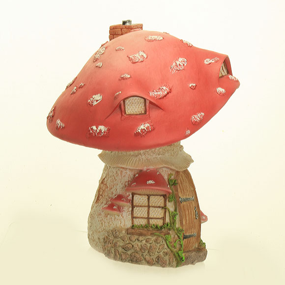Red Toadstool Cottage