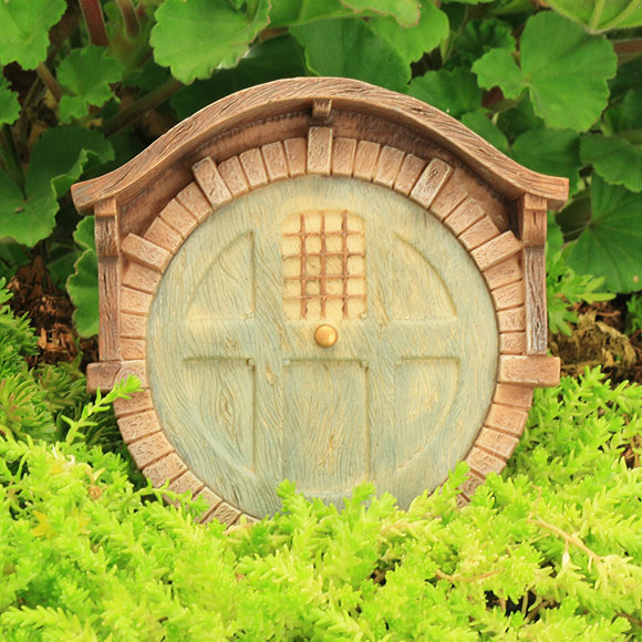 Hobbit Door - Blue