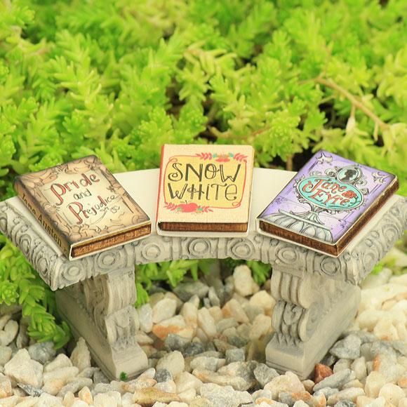 Tiny Books - Pair
