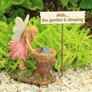 Shh...Garden Sleeping Collection
