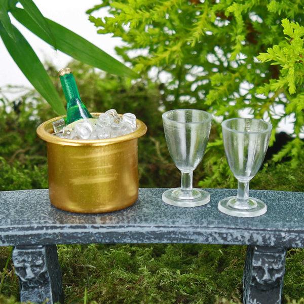 Ice Bucket & Wine