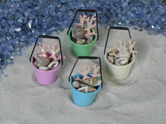 Bucket of Shells & Coral