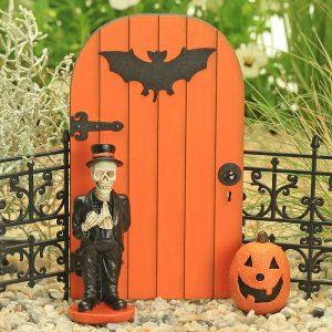 Halloween Door - Single Bat