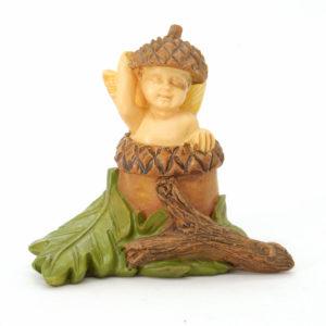 Baby Acorn Fairy
