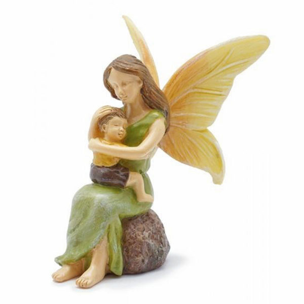 Cherished Mother & Baby Fairy