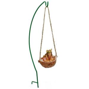 Fairy in Walnut Swing