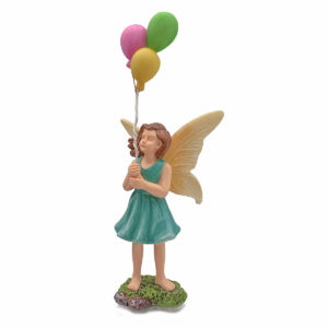 Fairy and Balloons
