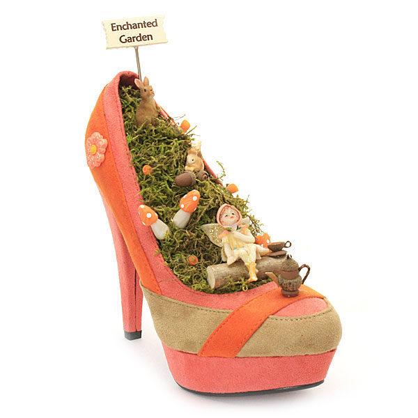 Enchanted Shoe Garden