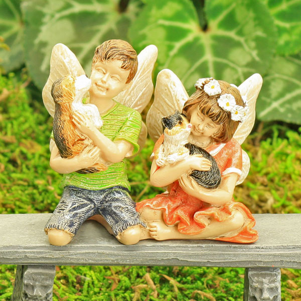 Dylan & Daisy Fairies