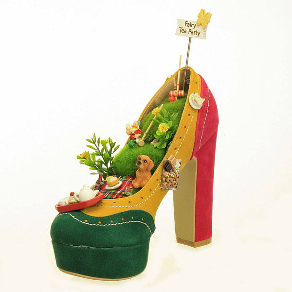 Fairy Tea Party Shoe