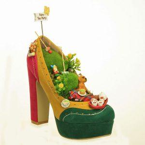Fairy Tea Party Shoe