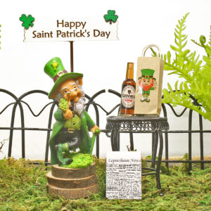 St. Patrick's Day Leprechaun Collection