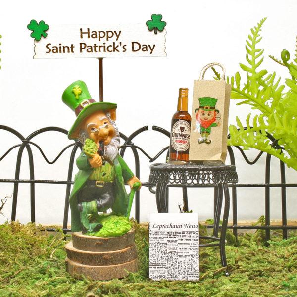 St. Patrick's Day Leprechaun Collection