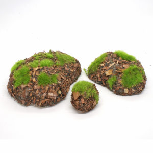 Artificial Moss Rounds