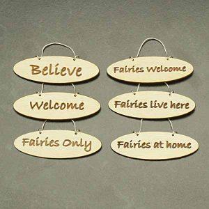 Hanging Door Sign