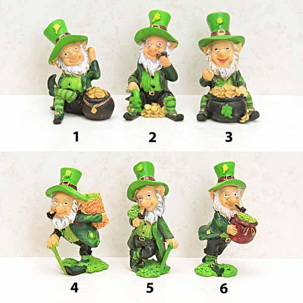 Leprechaun Figures