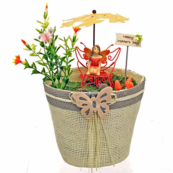 Butterfly Planter - Mother's Day
