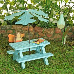 Duck Egg picnic Bench