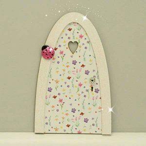 Spring Meadow Fairy door